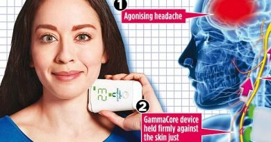 Can a £3,000 neck zapper keep agonising 'suicide headaches' at bay?