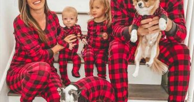 It Doesn't Get Cuter (or More Snuggly!) Than These Photos of Celebrity Families in Matching Holiday Pajamas