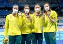 Olympic Round-up: Women's Relay Team Smash Record As Ash Barty Loses First Round