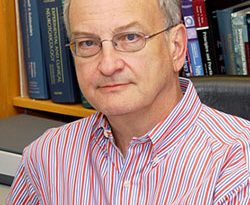 Schmidt recognized for contributions to neuropathology